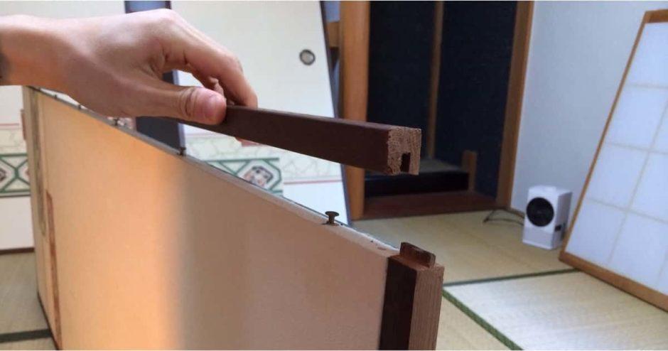 ふすま(襖)をDIY(自分)で張り替える方法