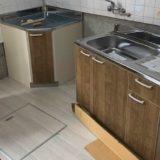 セクショナルキッチン(流し台・シンク・コンロ台・ガス台・吊戸棚)をDIYで簡単に交換する方法