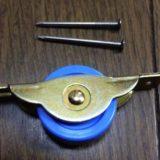 引き戸や戸襖の戸車(車輪・コマ・ローラー・コロ)を自分(DIY)で交換・取り替えする方法
