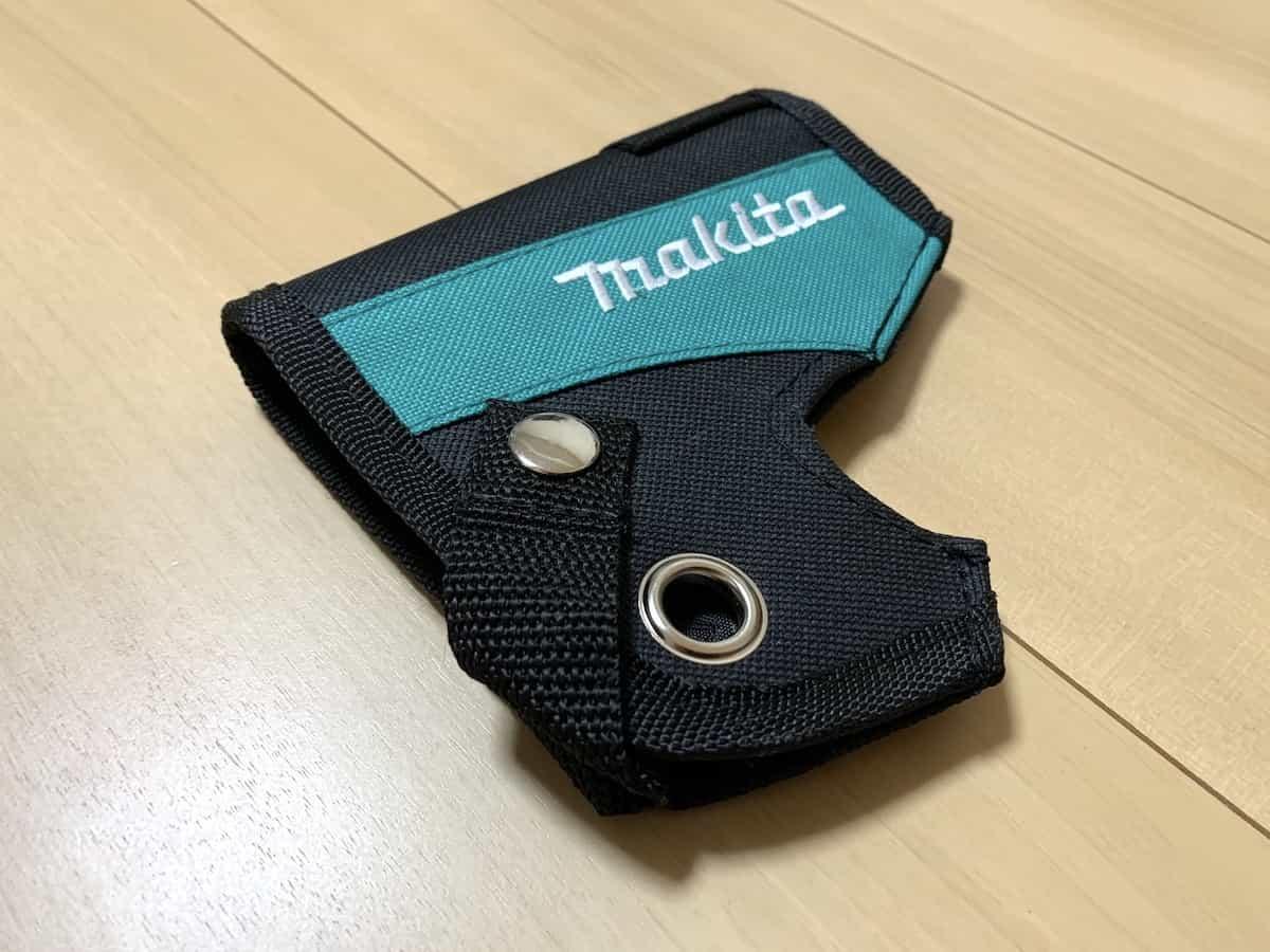 マキタの10.8V震動ドライバドリルHP330D(振動ドライバー)のホルスター