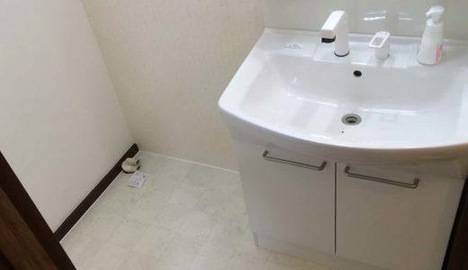 3万円台で買える安い洗面化粧台5選!7つのメーカー50種類の中から選んだDIYにおすすめの洗面台特集