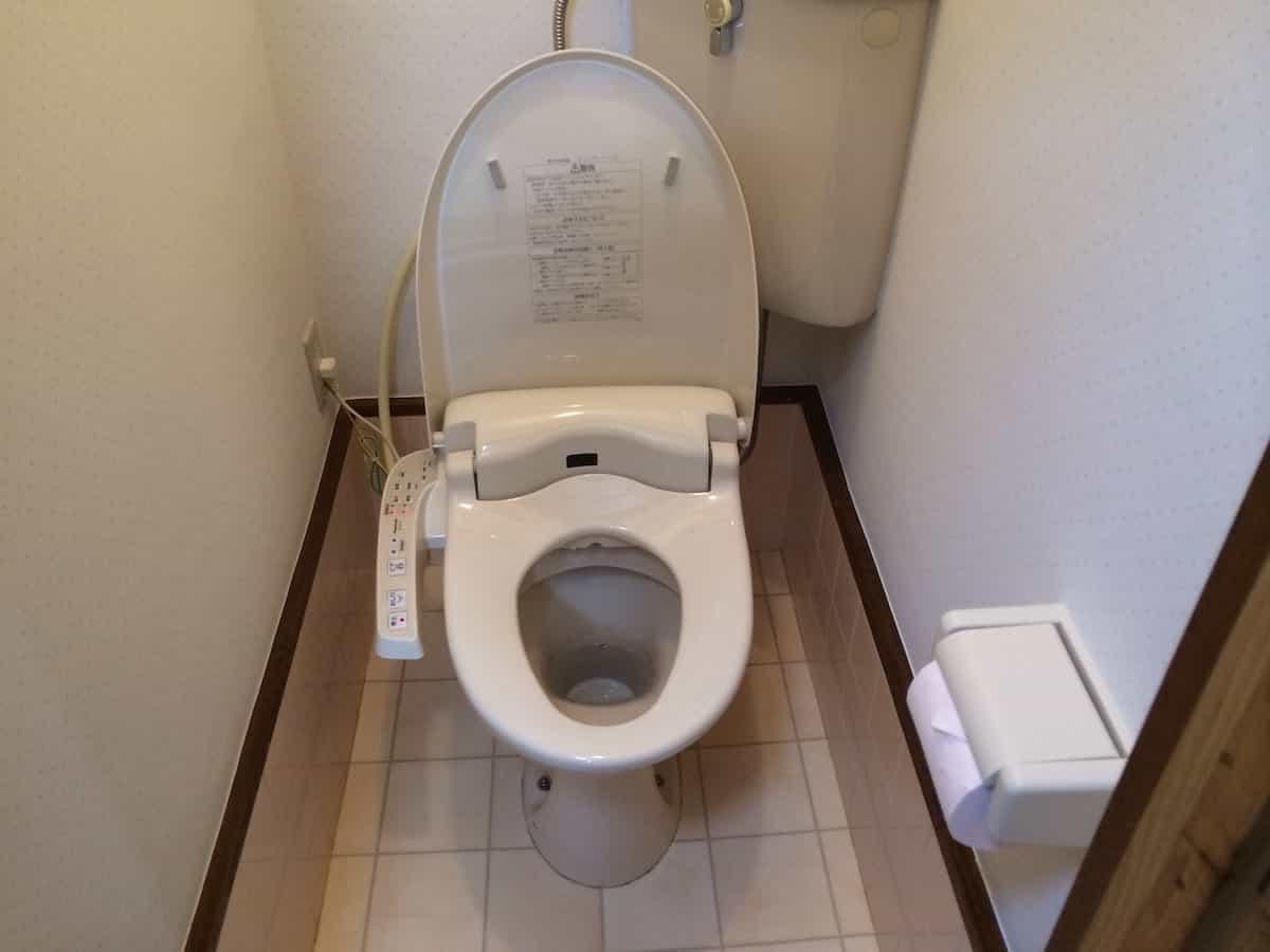 リフォームした後のトイレ