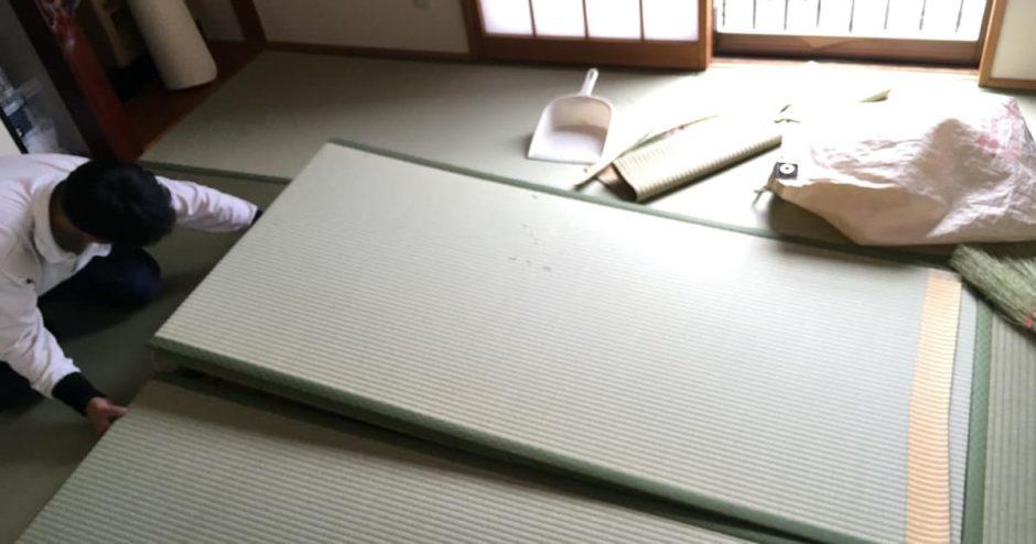 畳の表替えをネット業者に依頼したときのトラブル事例