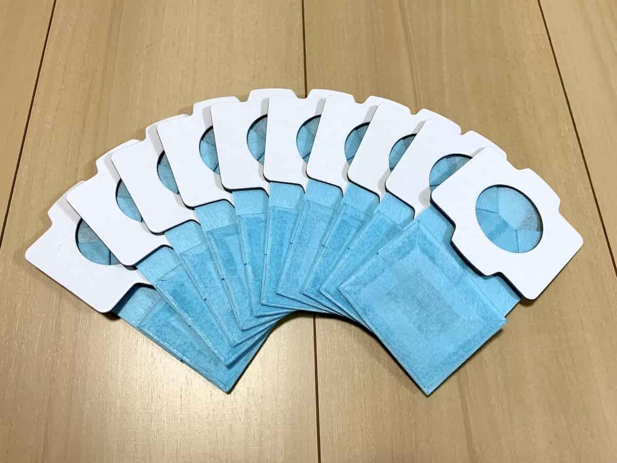 マキタ クリーナ用抗菌紙パック(10枚入) A-48511