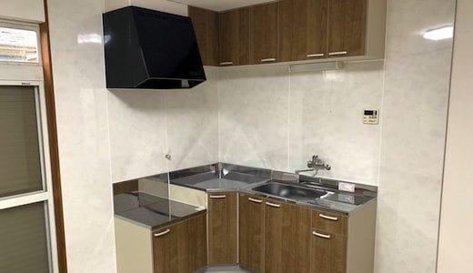 キッチン(台所)のDIYリフォームのビフォーアフター事例集