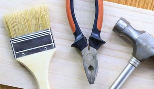 初心者のDIYリフォームにあると便利なおすすめの道具(工具)