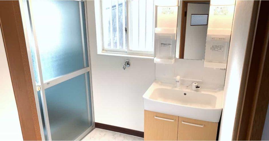 洗面所・脱衣場のDIYリフォーム事例集|ビフォーアフター